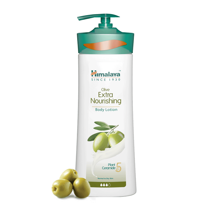 Extra Nourishing Olive Body Lotion
