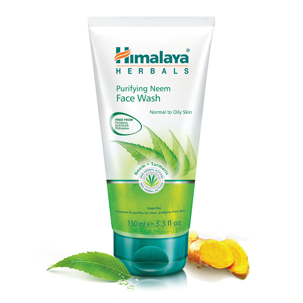 Himalaya Purifying Neem Face Wash - Cleanses & Purifies Skin