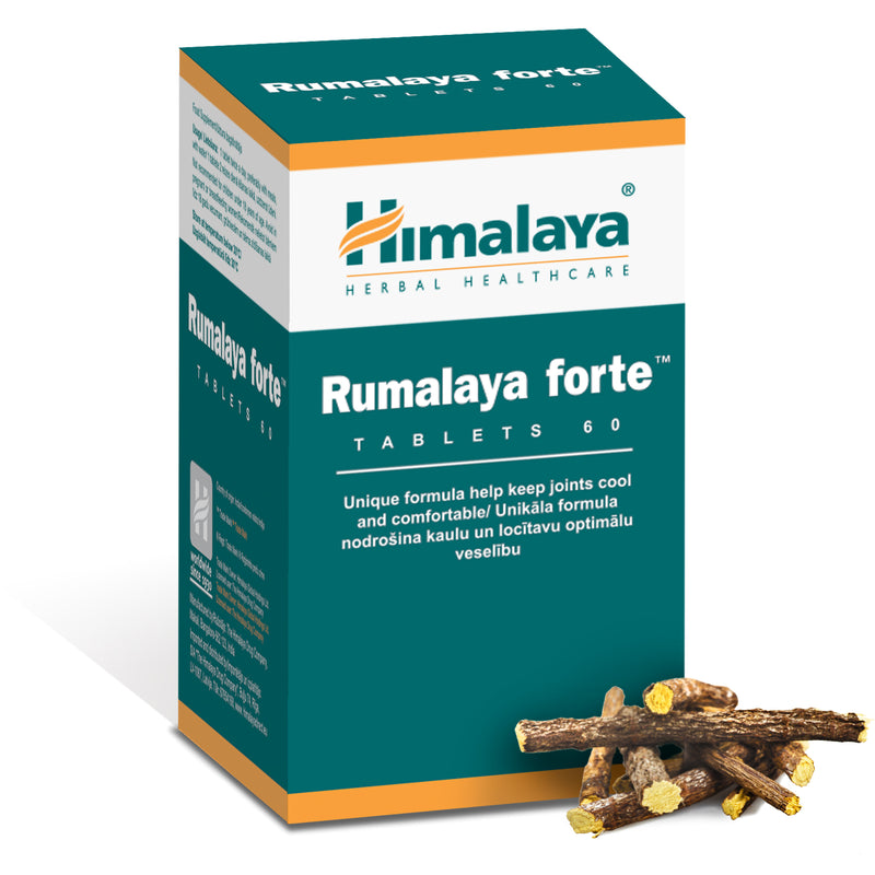 Himalaya Rumalaya forte - Tablet for Rheumatism