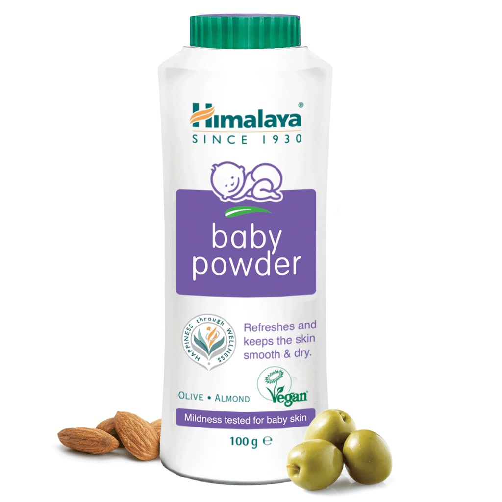 Himalaya Baby Powder - Refreshes and Keeps the Skin Smooth & Dry