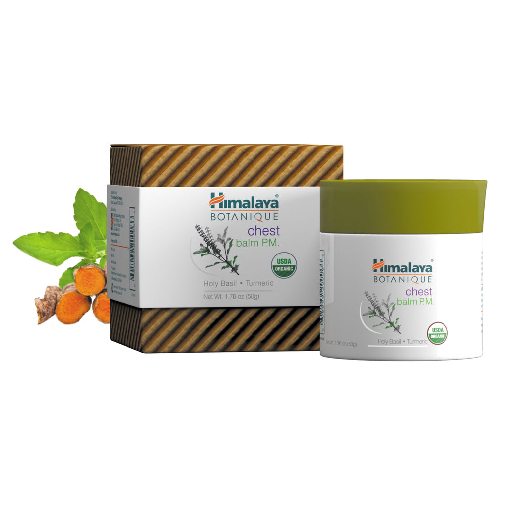 Himalaya BOTANIQUE Chest Balm - Soothing Balm