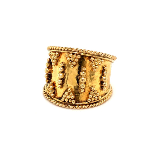 Ring Gold 750 - JUWEL1
