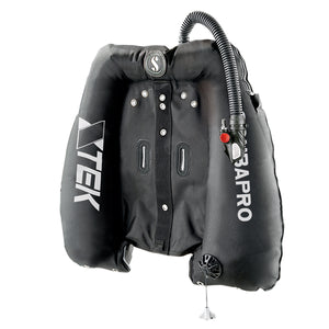 X-TEK Pure Tek Horseshoe Wing - All About Scuba