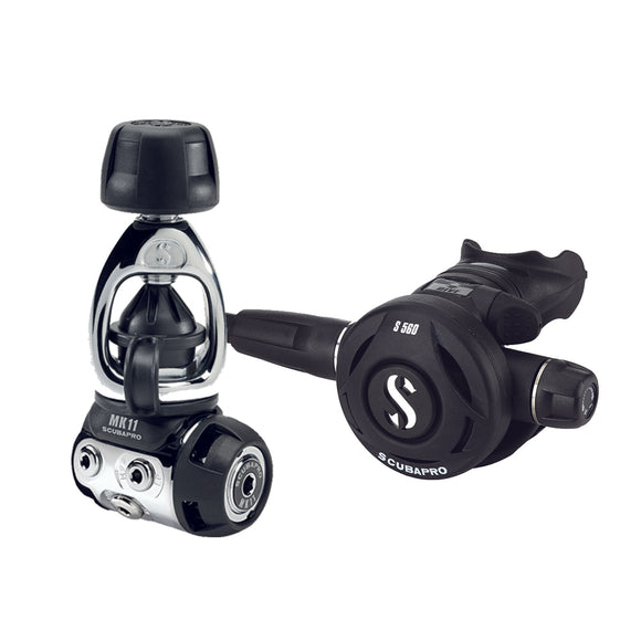 MK11/S560 - All About Scuba