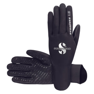Seamless Dive Glove, 1.5mm - All About Scuba