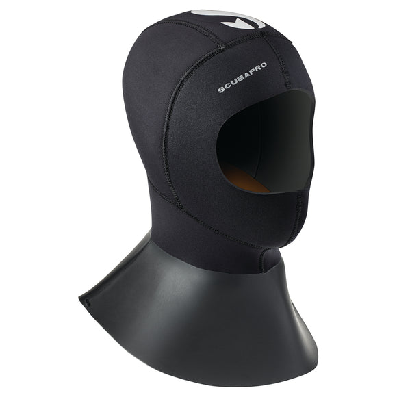 Everflex Bibbed Diving Hood, 6/5mm