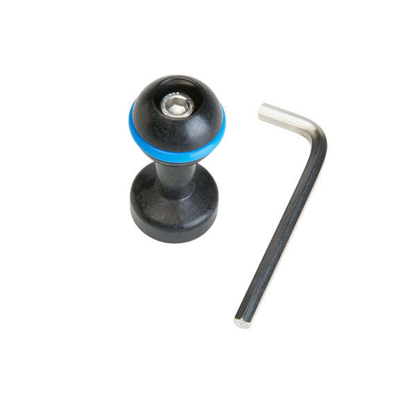 1/4-20 Ball Joint Adapter - All About Scuba