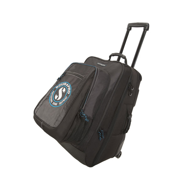 Dive'N Roll Light Bag, Black - All About Scuba
