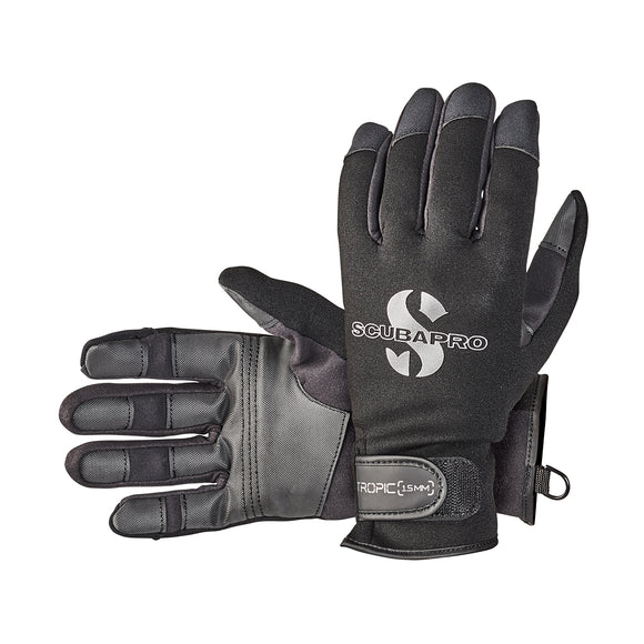 Tropic Dive Glove, 1.5mm - All About Scuba