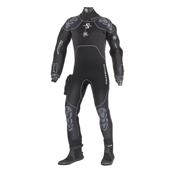 Exodry Drysuit, 4mm, Men - All About Scuba