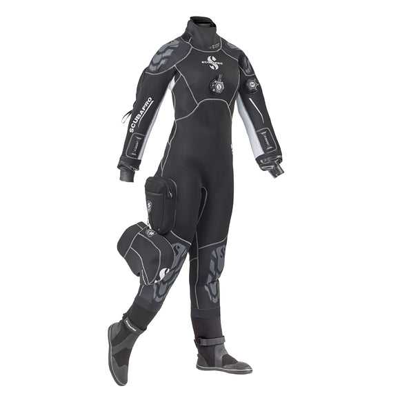 Exodry Drysuit, 4mm, Women - All About Scuba