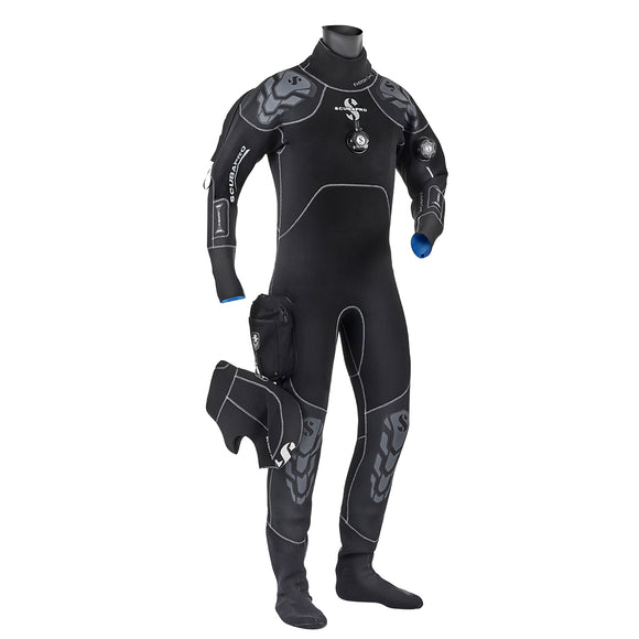 Everdry 4 Drysuit, 4mm, Men - All About Scuba