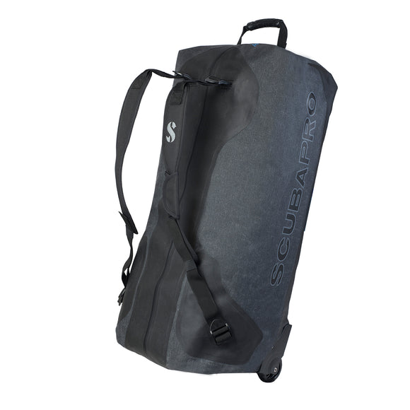 Dry Bag 120L Roller Backpack - All About Scuba