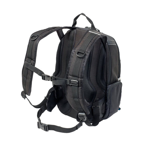 Reporter Backpack, Black - All About Scuba