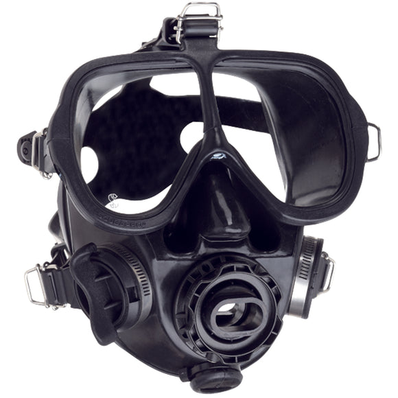 Full Face Mask w/QD and Bag - All About Scuba