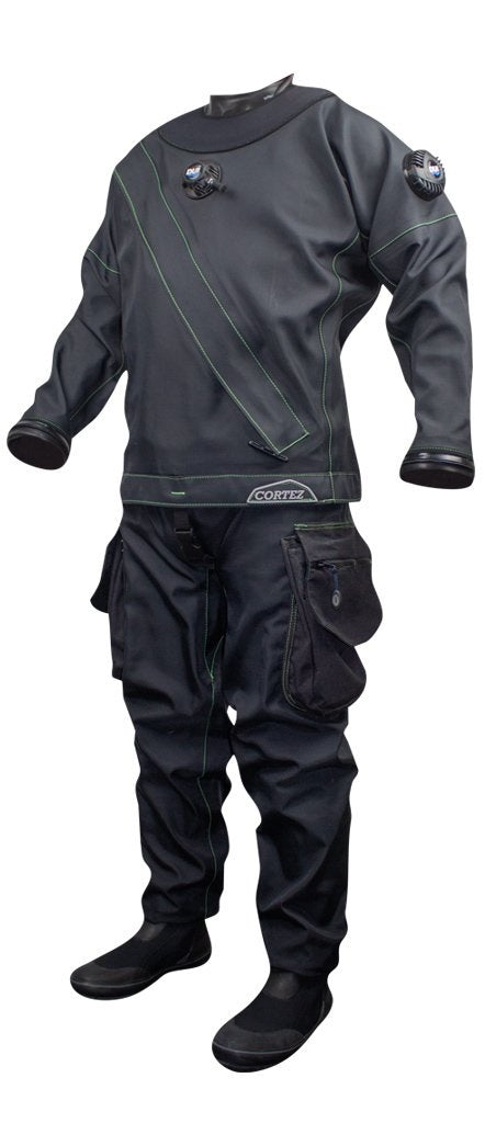 Cortez - Standard Drysuit - Men's - All About Scuba