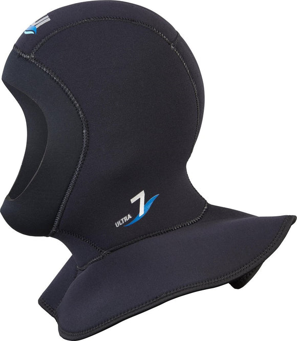 Hood, Warm Neck Ultra 7mm - All About Scuba