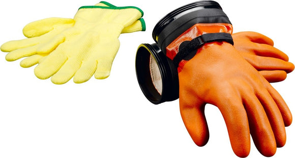 Zip Seal Gloves - Max Dexterity