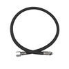 "Miflex Low Pressure Braided Hose - 22"" - All About Scuba"