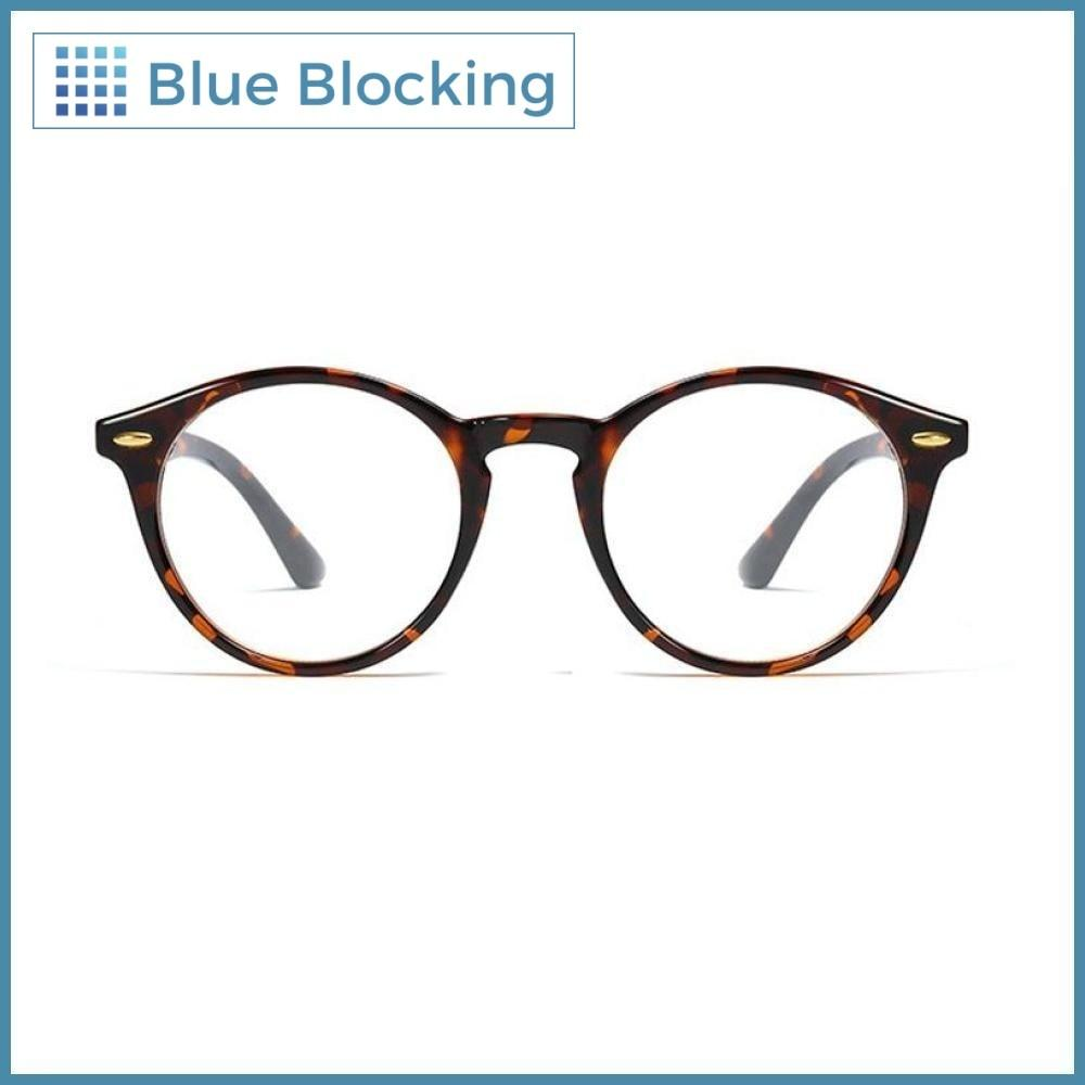 Cruise -tortoise- Blue Blocking - Fitters Eyewear