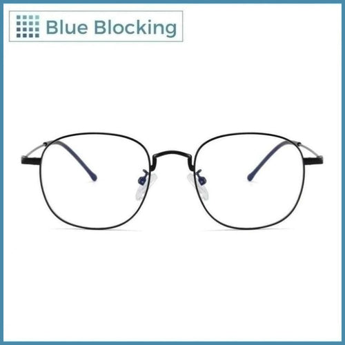 Compra tus lentes Affleck -black- Blue Blocking en Fitters Eyewear