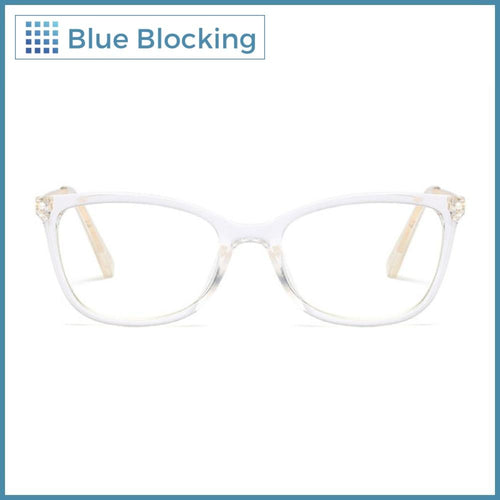 Compra tus lentes Aniston -transparent- Blue Blocking en Fitters Eyewear