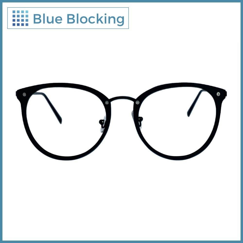 Compra tus lentes Cooper -black- Blue Blocking en Fitters Eyewear