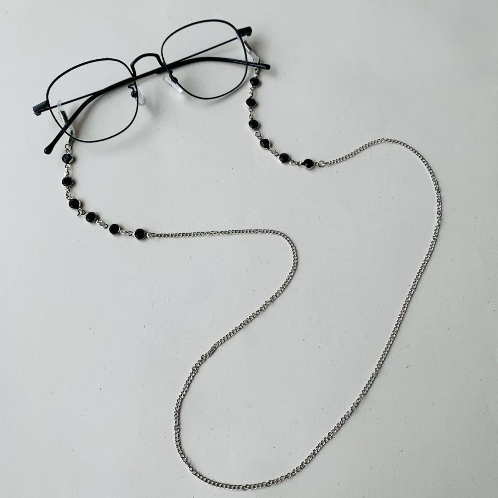 Paris - silver black - - Fitters Eyewear