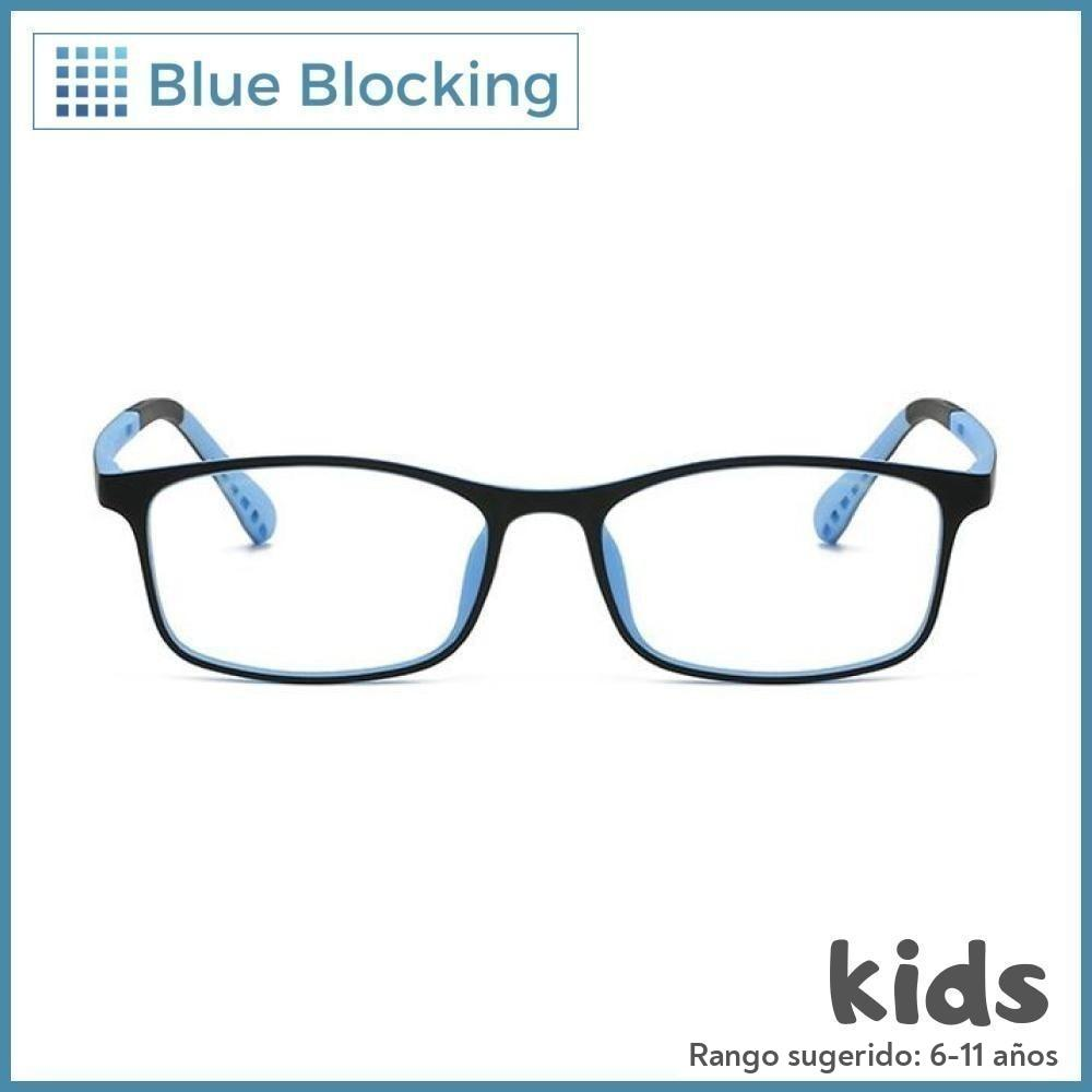 Buzz -black blue- Blue Blocking - Fitters Eyewear