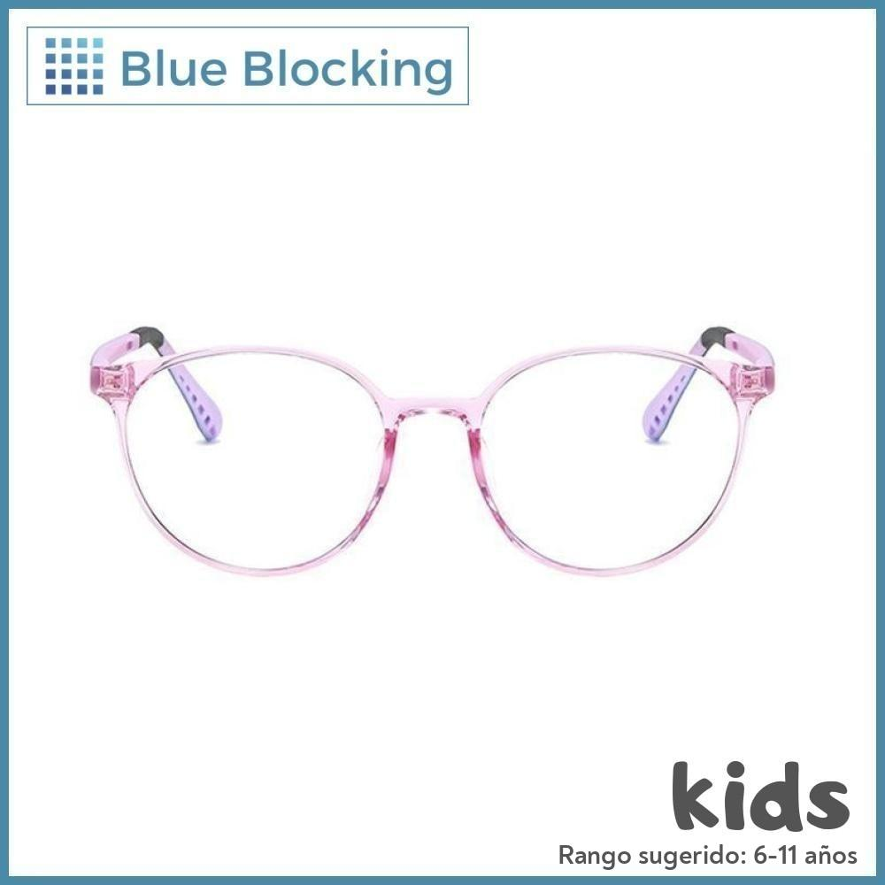 Anna -purple black- Blue Blocking - Fitters Eyewear