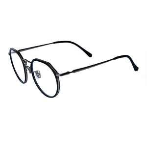 Compra tus lentes Linney -black gray- Blue Blocking en Fitters Eyewear