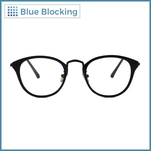 Compra tus lentes Nicholson -black- Blue Blocking en Fitters Eyewear