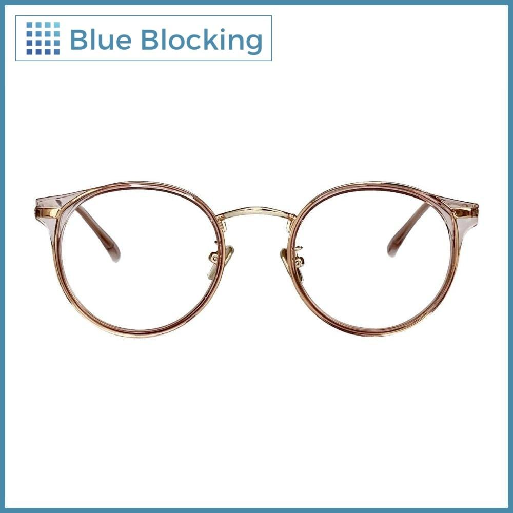 Compra tus lentes Paltrow -transparent rose- Blue Blocking en Fitters Eyewear
