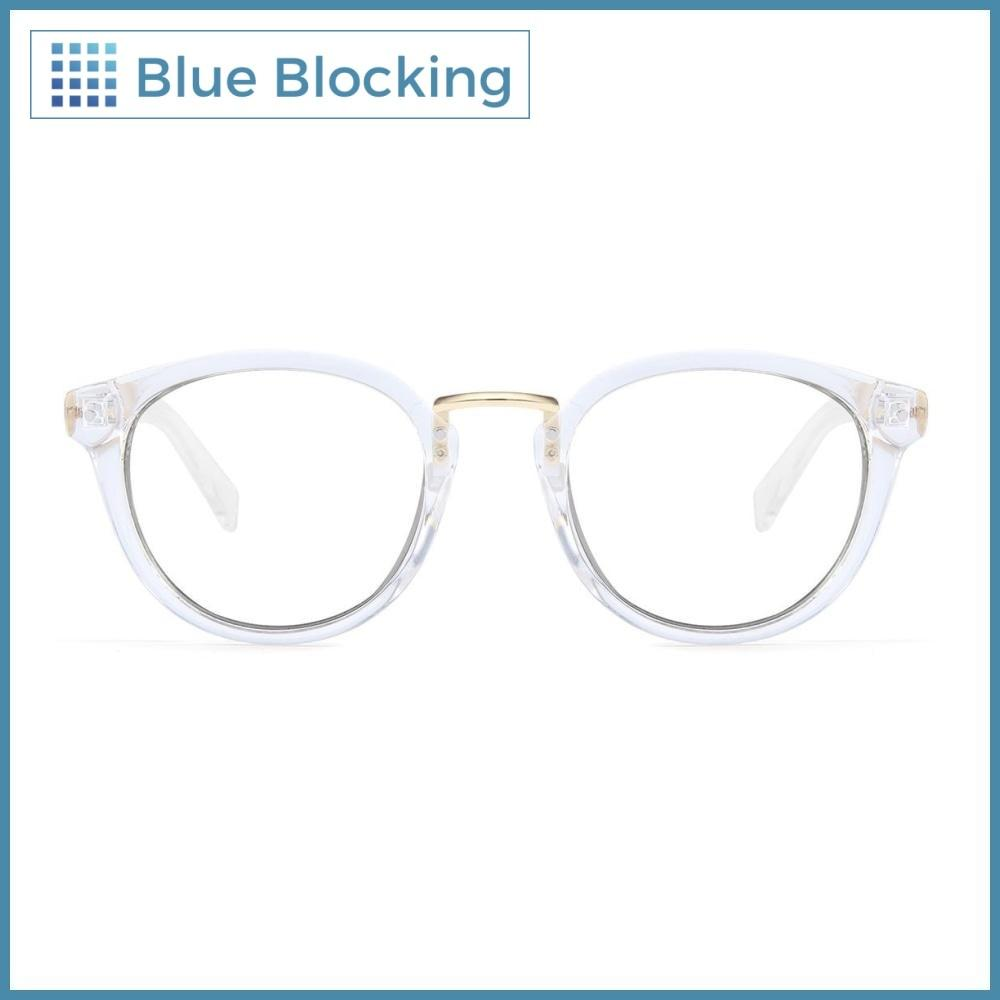 Compra tus lentes Portman -transparent- Blue Blocking en Fitters Eyewear