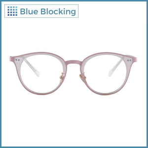 Compra tus lentes Winslet -rose- Blue Blocking en Fitters Eyewear