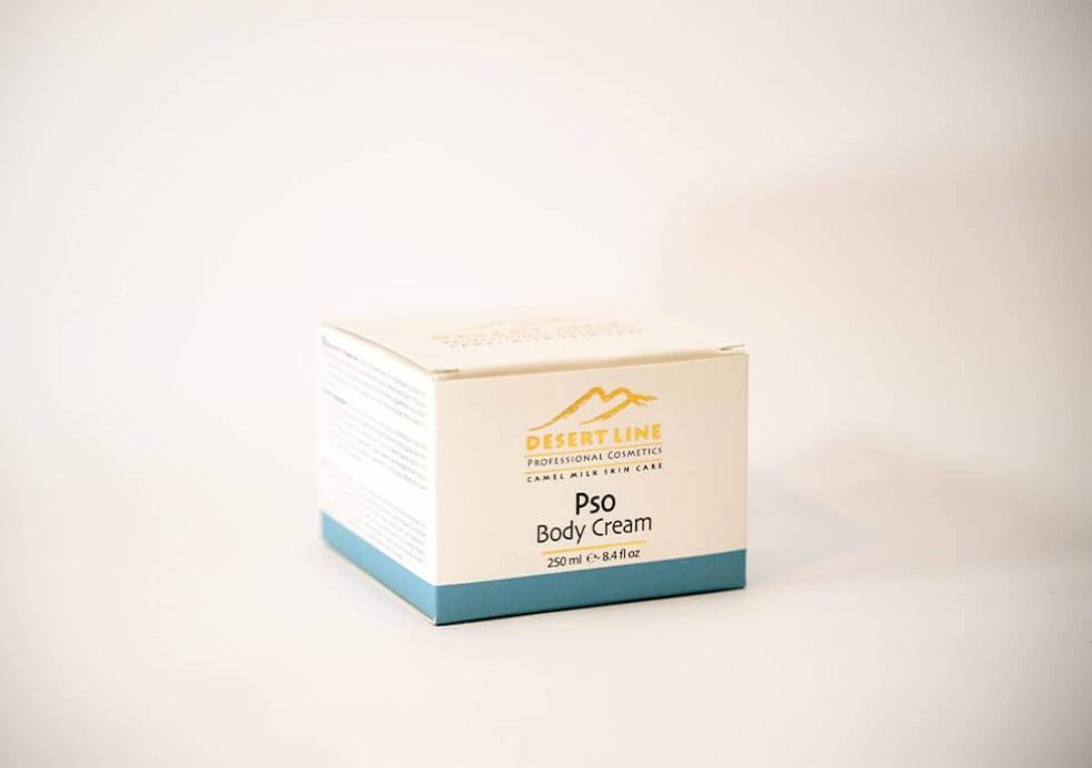 The Camel-Milk PSO Cream - The Wonder Camel