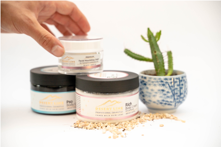 Nourishing Facial Skin-Care - The Wonder Camel