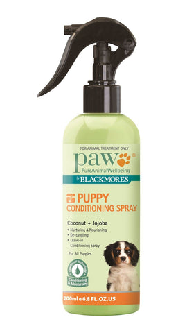 PAW Puppy Conditioning Spray