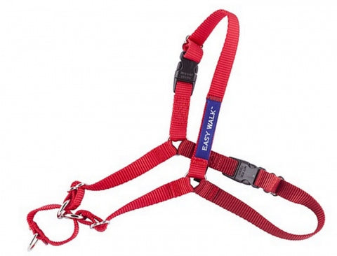 Gentle Leader Easy Walk Front Dog Harness - Red