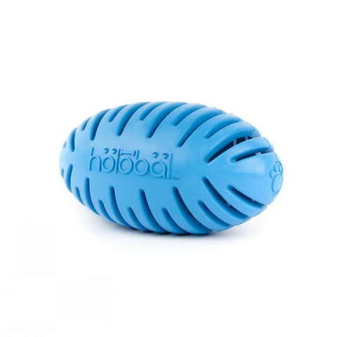 Holobal Football Rubber Dog Toy
