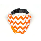 Bandana Collar - Fiesta Orange