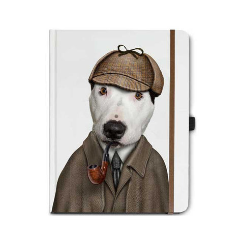 Pets Rock Detective Notebook