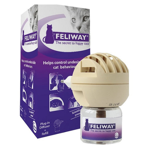 Treatment - Cat - Feliway Difusser 48ml