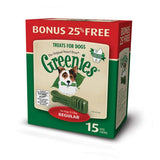 Greenies Regular Dental Chews for Medium Dogs