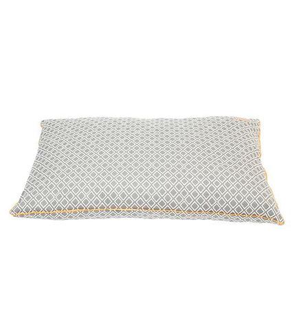 Mog & Bone Futon Grey Ikat