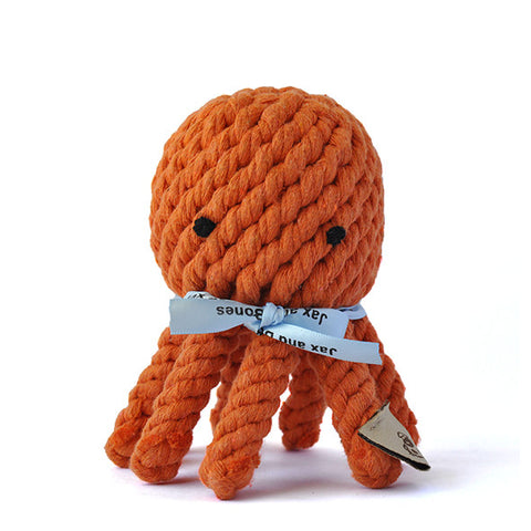Dog Rope Toys - Elton the Octopus