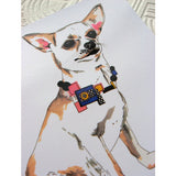 Greeting Card - Robert The Chihuahua