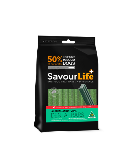Savour Life Dental Bars