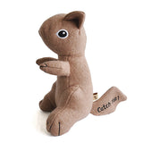 Woolie Squeak Toys - Squirrel