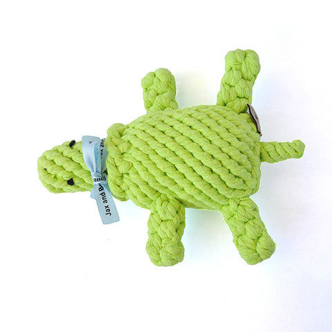 Dog Rope Toys - Ted the Turtle